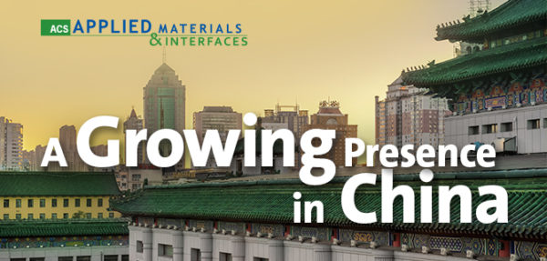 A growing presence in China