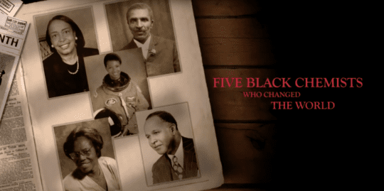 5 black chemists who changed the world
