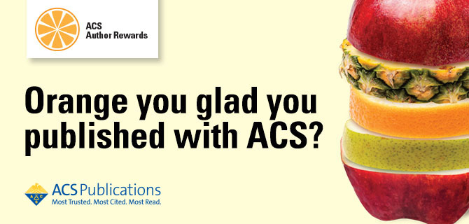 open access ACS Author Rewards