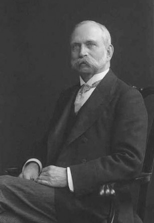 Professor Charles F. Chandler, co-founder of American Chemical Society