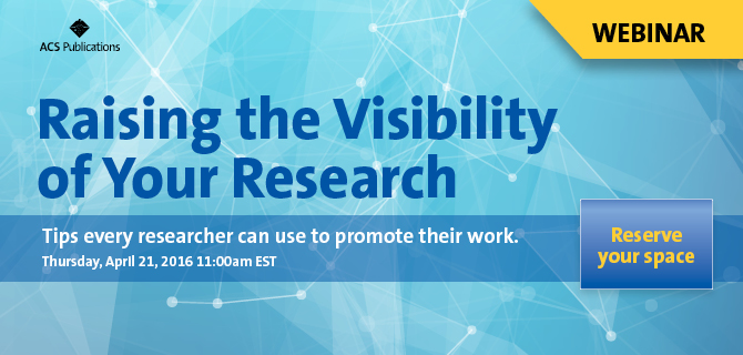 raising the visibility of your research