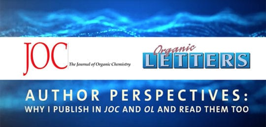 The Journal of Organic Chemistry and Organic Letters