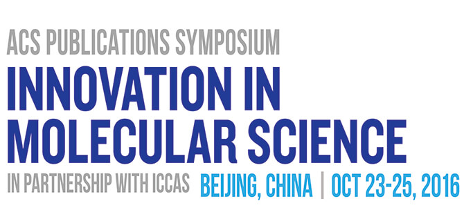 ACS Publications Symposium on Innovation in Molecular Science
