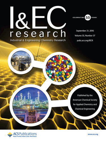 Industrial & Engineering Chemistry Research