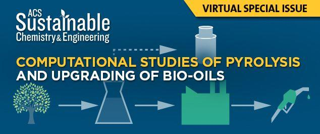 Computational Studies of Pyrolysis and Upgrading of Bio-Oils