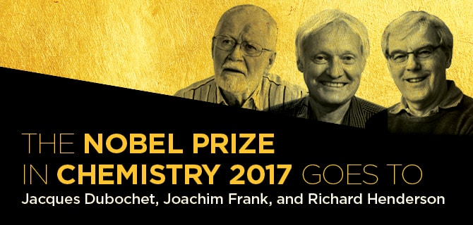 Nobel Prize in Chemistry 2017