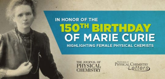 Highlighting Female Physical Chemists