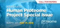 Human Proteome Project Special Issue
