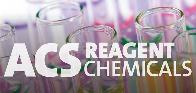 ACS Reagent Chemicals: A New Online Reference for Chemists