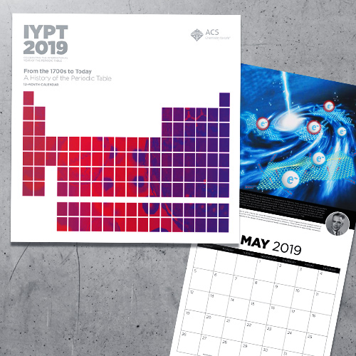 Celebrate 2019 The International Year Of The Periodic Table With A