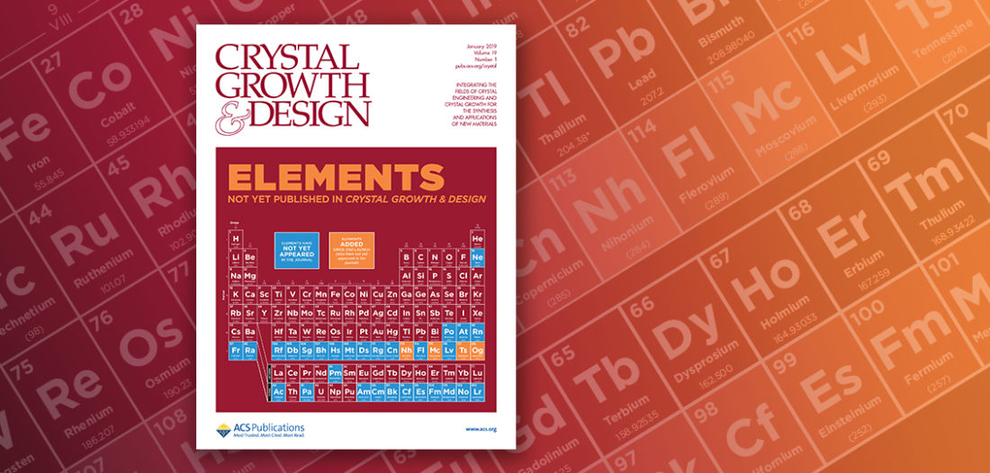 Emerging Investigators in Crystal Growth & Design - ACS Axial