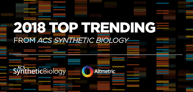 Read The Top Trending 2018 Articles From ACS Synthetic Biology